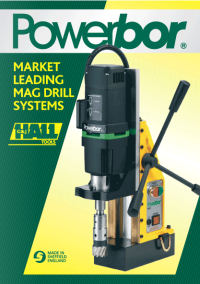 Browse the Powerbor Catalog as an EBook